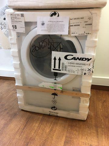Lave linge hublot séchant  CANDY 8kg  Blanc NEUF Modèle : CSWS485...