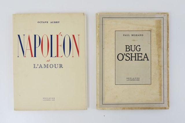BENITO (Eduardo GARCIA) & AUBRY (Octave). Napoléon et l'amour. Pa...