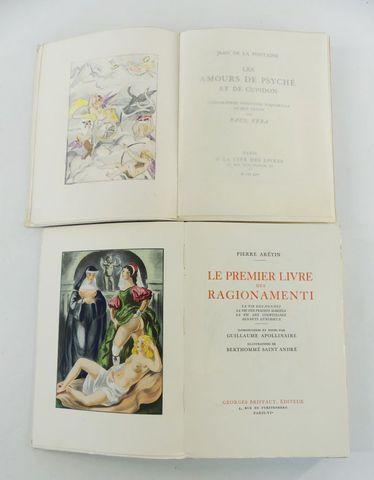 BERTHOMMÉ SAINT-ANDRÉ (Louis) & ARETIN (Pierre). Le premier livre...