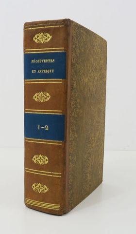 Afrique - [LEYDEN, John]. Tableau historique des découvertes et é...