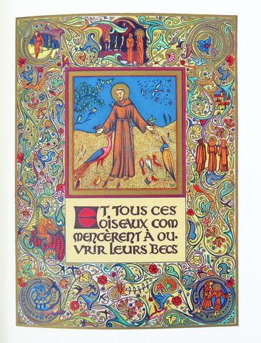 DUSSARTHOU (André) & FRANÇOIS D'ASSISE (Saint). Les Fioretti trad...