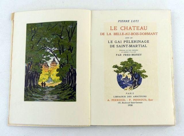 FRED-MONEY (Raoul Billon dit) & LOTI (Pierre). Le château de la B...