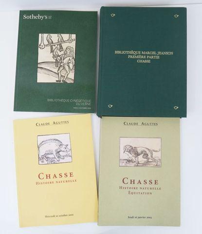 [JEANSON (Marcel)]. Bibliothèque Marcel Jeanson. Première partie....