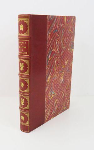 PHOEBUS (Gaston). Le livre de la chasse. Transcrit en français mo...
