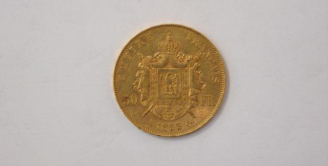 1 pièce 50 Francs or
