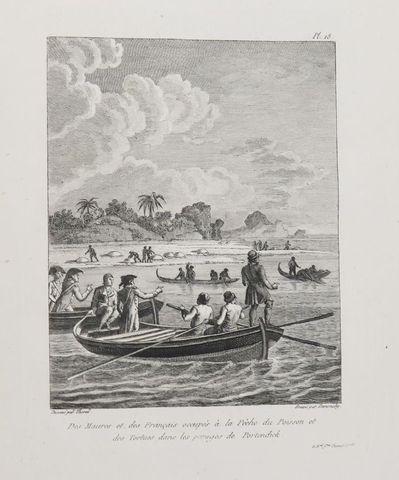 Afrique - DURAND (Jean-Baptiste Léonard). Voyage au Sénégal fait ...