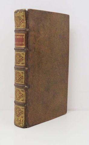 AUBIGNÉ (Théodore Agrippa d'). Memoires de la vie de Théodore-Agr...