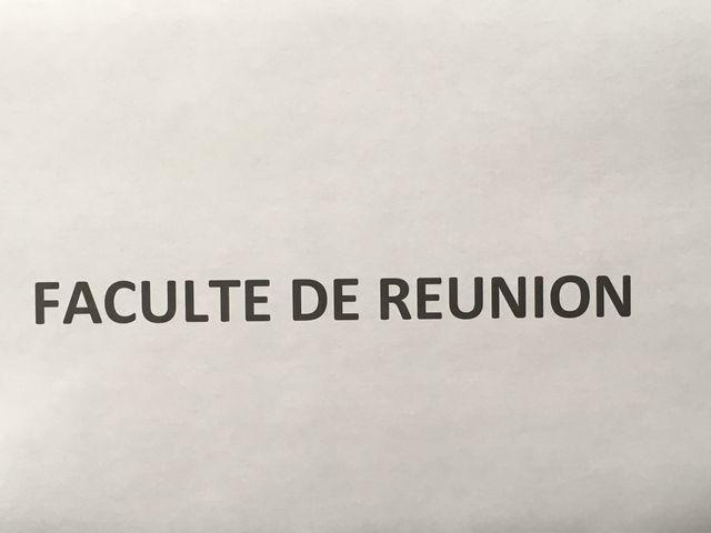 FACULTÉ DE RÉUNION: ENSEMBLE DES LOTS PROPOSES A LA VENTE (LOT 1 ...