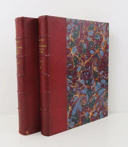 DUMAS (F. G.) & FOURCAUD (L. de). Revue de l'Exposition Universel...