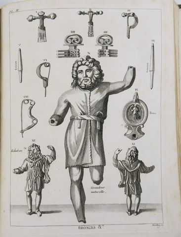 GRIVAUD DE LA VINCELLE (Claude-Madeleine). Recueil de monumens an...