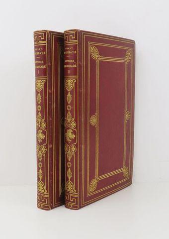 HOUSSAYE (Henry). Histoire d'Alcibiade et de la République athéni...