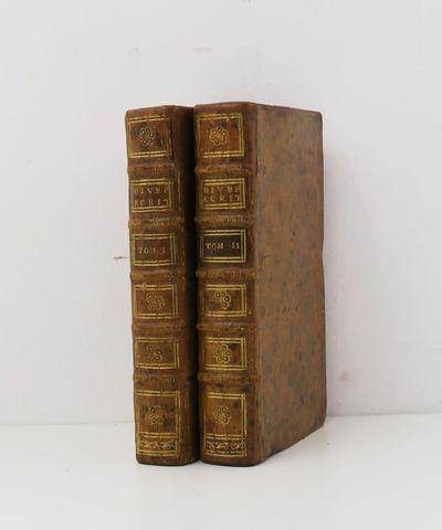 LEBEUF (Jean, Abbé). Recueil de divers ecrits pour servir d'eclai...