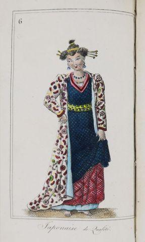 LAURENT & PERROT. Les femmes de l'Asie, ou description de leurs p...
