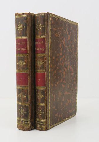 Afrique - LEDYARD (John) & LUCAS (Paul). Voyages de MM. Leydard e...