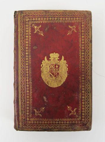 Almanach royal. Année commune M. DCC. LXXXIX. [Paris], Veuve d'Ho...