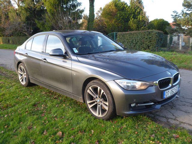BMW SERIE 3 (F30) 330 DA XDRIVE 258CH SPORT BOITE AUTO IMMAT : DT...