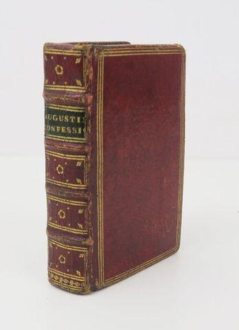 SAINT AUGUSTIN. D. Aurelii Augustini Hippon. Episcopi Libri XIII ...