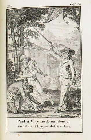 BERNARDIN DE SAINT-PIERRE (Jacques-Henri). Paul et Virginie. Pari...