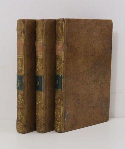 FABRE D'EGLANTINE (Philippe-François-Nazaire). Lettres familières...