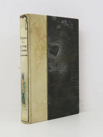 FRANCE (Anatole, pseud. d'Anatole-François Thibaud). Les contes d...