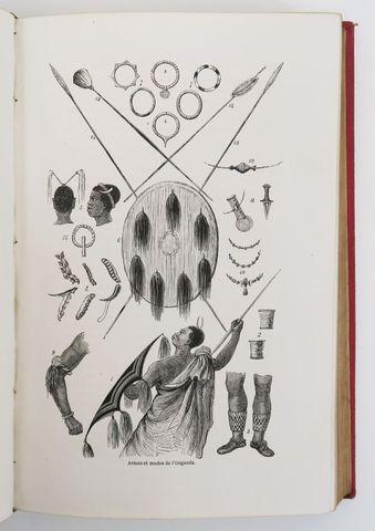 Afrique - SPEKE (John Hanning). Les sources du Nil. Journal de vo...