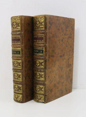 [LA CHAPELLE (Armand Boisbeleau de)]. Le Philosophe nouvelliste, ...