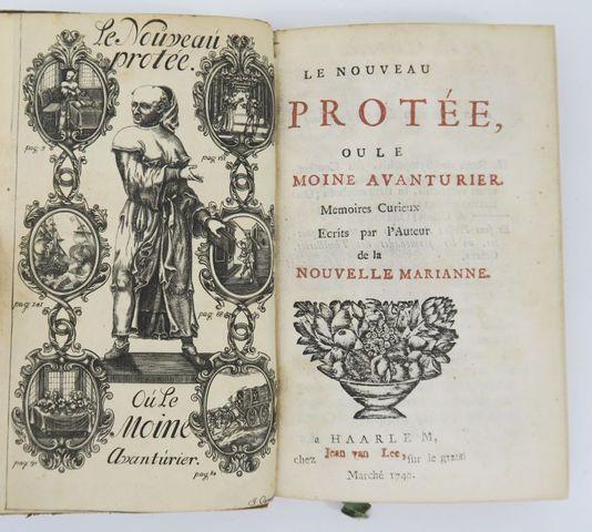 [LAMBERT (Claude-François)]. Le nouveau Protée, ou le moine avant...