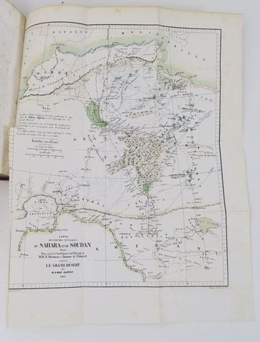Afrique du Nord - DAUMAS (Melchior-Joseph-Eugène) & CHANCEL (Auso...