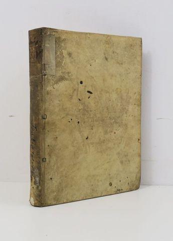 VEDROSI (Johann Jakob). Manuale antiquitatis, hoc est, Examen pla...