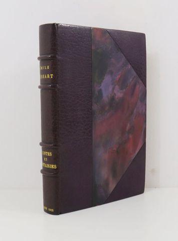 GEBHART (Emile). Contes et Fantaisies. Paris, Bloud et cie, 1912....