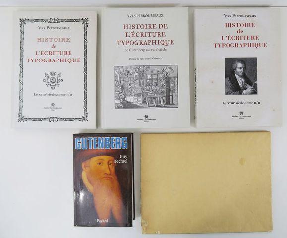 ALIBAUX (Henri). L'Invention de l'imprimerie en Chine et en Occid...
