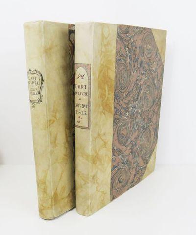 [Gravures]. L'art du livre aux XVIe et XVIIe siècles. Gravures, t...