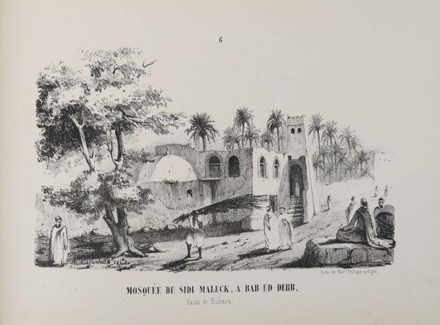 Afrique du Nord - GUYON (Jean-Louis). Voyage d'Alger aux Ziban, l...