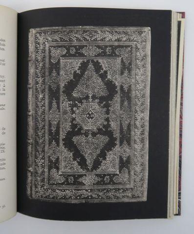 Société de la Reliure originale. Catalogue de l'Exposition La Rel...