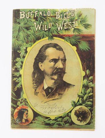 Amérique du Nord - BUFFALO BILL (William Frederick Cody dit). Buf...