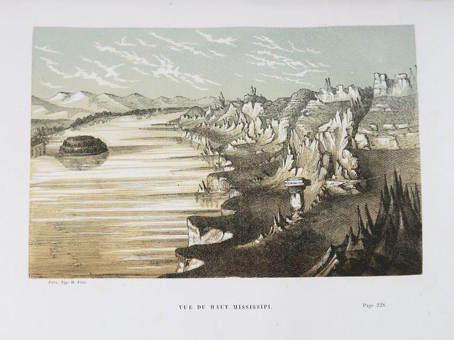 Amérique du Nord - DOMENECH (Emmanuel-Henri-Dieudonné). Voyage pi...