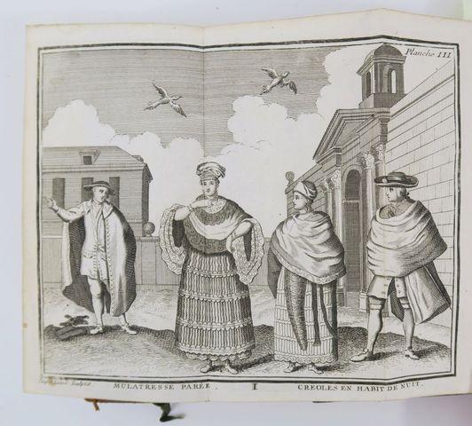Amérique du Sud - [HALES (Stephen) & JOHNSON (Henry)]. Histoire d...