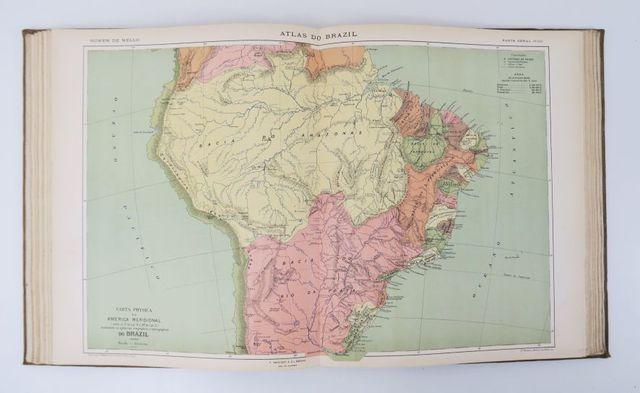 Amérique du Sud - HOMEM DE MELLO (baron Francisco Inacio Marconde...