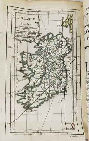 Angleterre - EXPILLY (Jean-Joseph, abbé d'). Description historiq...