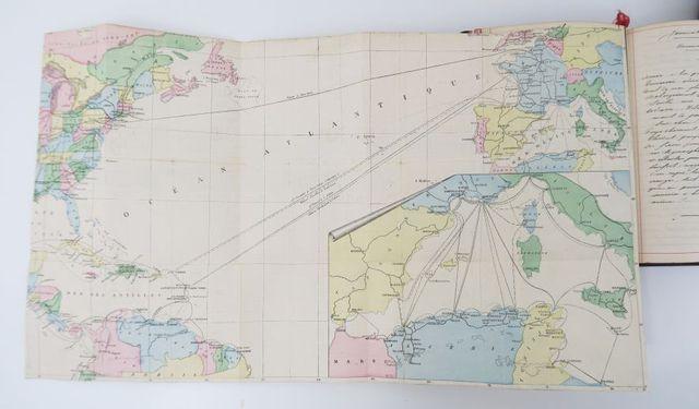Antilles - VERHOOST (Edgar). Voyage aux Antilles. [Bruxelles], [c...