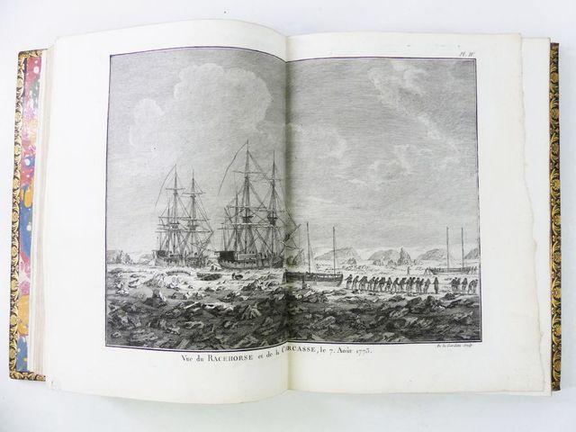 Arctique - PHIPPS (Constantin-Jean). Voyage au Pôle Boréal fait e...