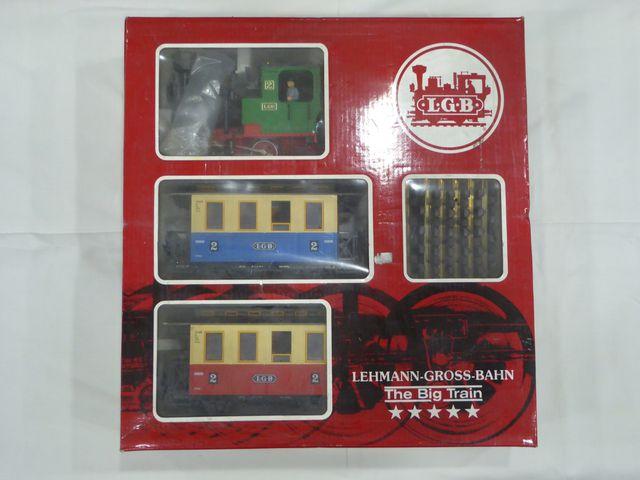 L.G.B. (LEHMANN-GROSS-BAHN), Coffret The Big Train – Complet