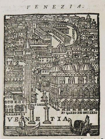 [BIANCHI (Noé)]. Viaggio da Venezia al S. Sepolcro, ed al monte S...