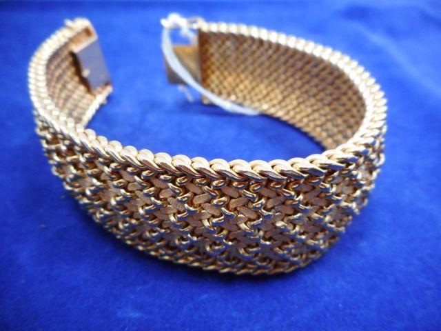 Bracelet or 58g.