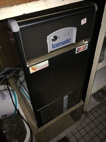 MACHINE A GLACONS ICEMATIC