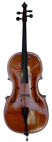 Violoncelle portant étiquette de Pfretzschner 720 mm
