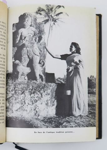 Inde - REMY. Goa, Rome de l'Orient. Paris, France-Empire, 1955. I...