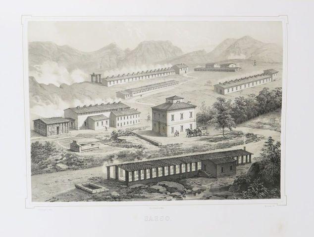 Italie - LARDEREL (Comte François Jacques de). Album des diverses...