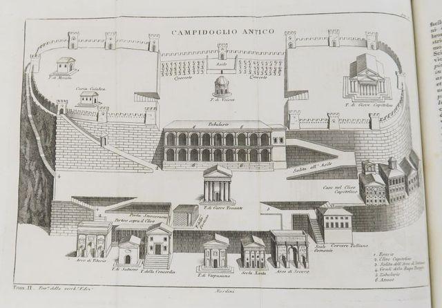 Italie - NARDINI (Famiano). Roma antica. Edizione quarta Romana r...