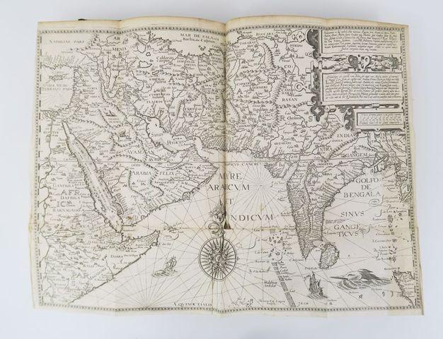 LINSCHOTT (Jean Hugues de). Histoire de la navigation de Jean Hug...